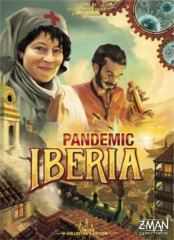 Pandemic - Iberia (Version Française)