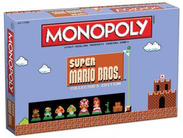 Monopoly - Super Mario Bros - Collectors Edition