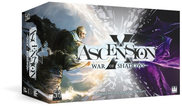 Ascension X - War of Shadows