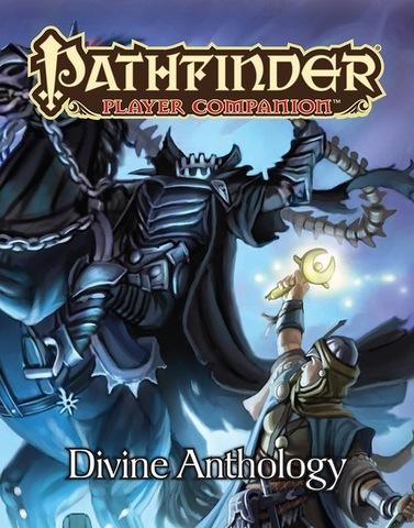 Pathfinder RPG Player Companion - Divine Anthology