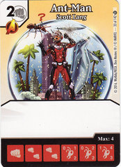 Ant-Man - Scott Lang (Die & Card Combo)