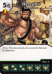 Hercules - Son of Zeus (Die & Card Combo)