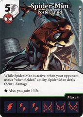 Spider-Man - Poster Child (Die & Card Combo)