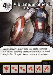 Vibranium Shield - Rebounding (Die & Card Combo)