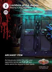 Lockbox of the Aeons (Super Rare)