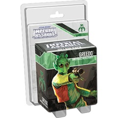 Star Wars: Imperial Assault - Greedo Villain Pack ( SWI31 )