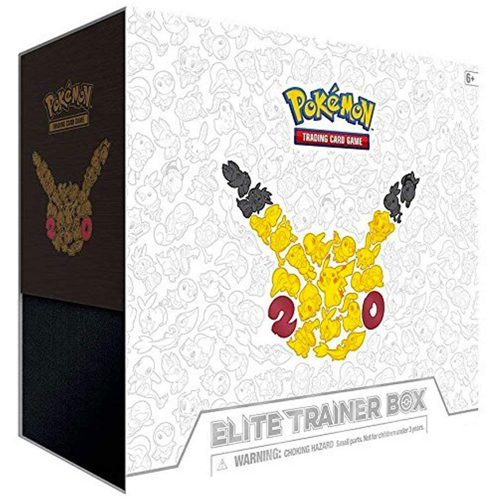 Pokémon TCG - Generations - Elite Trainer Box