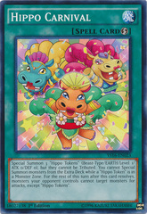 Hippo Carnival - YS16-EN023 - Common - 1st Edition