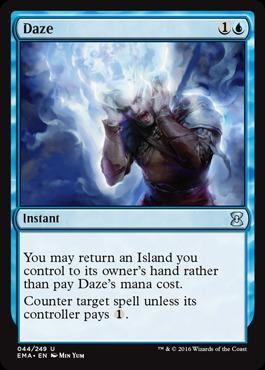 Daze - Foil
