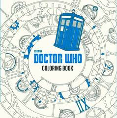 Doctor Who Coloring Book (Dec151808)