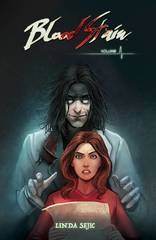 Blood Stain Tp Vol 01 (Oct150604) (Mr)
