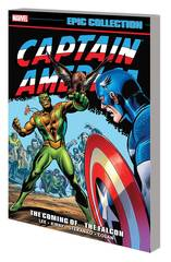 Captain America Epic Collection - The Coming Of... The Falcon