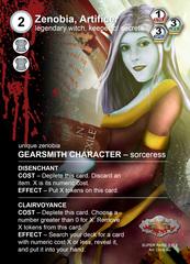 Zenobia, Artificer (Super Rare) - Foil
