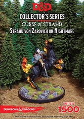 Curse of Strahd - Strahd von Zarovich on Nightmare