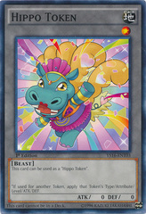 Hippo Token - YS16-ENT03 - Common - 1st Edition on Channel Fireball