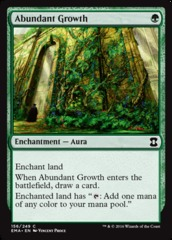 Abundant Growth on Channel Fireball