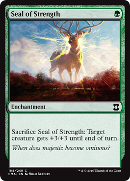 Seal of Strength