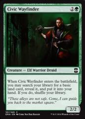 Civic Wayfinder - Foil