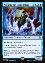 Arcanis the Omnipotent on Channel Fireball