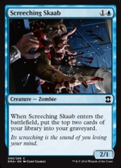Screeching Skaab - Foil