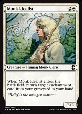 Monk Idealist - Foil