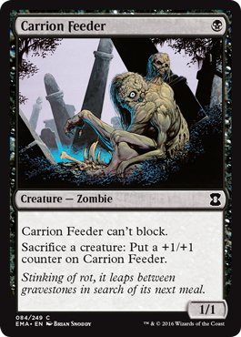 Carrion Feeder - Foil