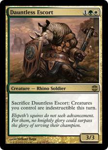 Dauntless Escort