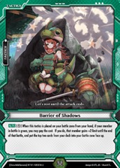 Barrier of Shadows - BT01/086EN - U