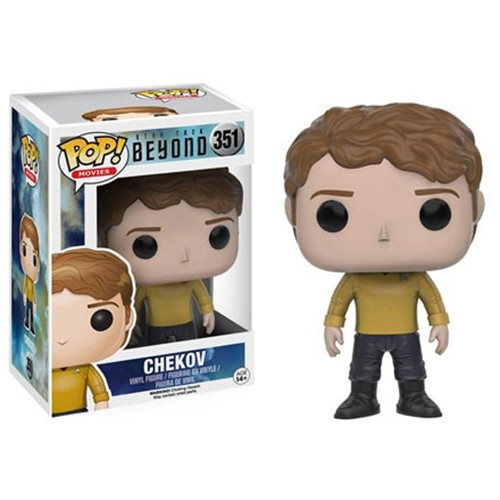 Movie Series - #351 - Chekov (Star Trek - Beyond)