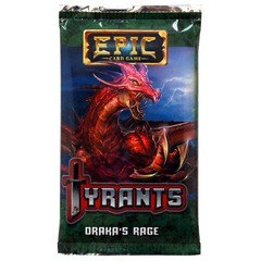 Tyrants - Draka's Rage - Booster Pack