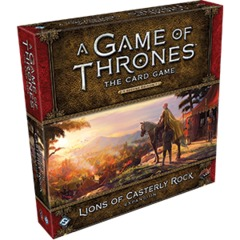 A Game of Thrones: The Card Game (2nd Edition) Expansion – Lions of Casterly Rock