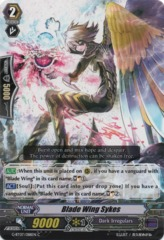 Blade Wing Sykes - G-BT07/088EN - C on Channel Fireball