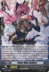 Blade Wing Rodbiss - G-BT07/092EN - C on Channel Fireball