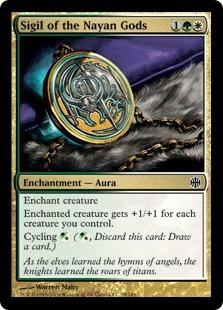 1x Sages of the Anima English Alara Reborn MTG Magic Foil NM-Mint