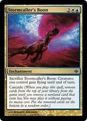 Stormcaller's Boon