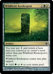 Wildfield Borderpost