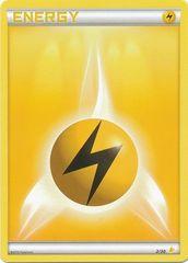 Lightning Energy - 10/30 - XY Trainer Kit: Pikachu Libre & Suicune (Pikachu Libre)
