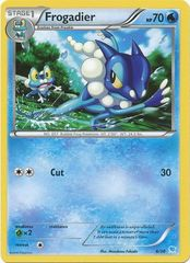 Frogadier - 21/30 - XY Trainer Kit: Pikachu Libre & Suicune (Suicune)