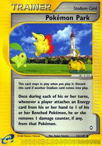 Pokemon Park - 131/147 - Uncommon