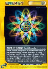 Rainbow Energy - 144/147 - Rare