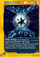 Warp Energy - 147/147 - Uncommon