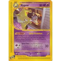 Hypno - H12/32 - Holo Rare