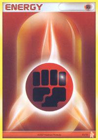 Fighting Energy - 11 - Common