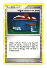 Night Pokemon Center - 108/130 - Uncommon