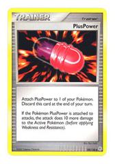 PlusPower - 109/130 - Uncommon