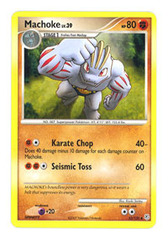 Machoke - 53/130 - Uncommon