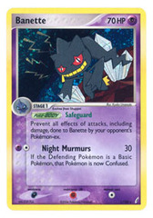 Banette - 1/100 - Holo Rare on Channel Fireball