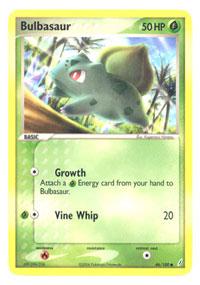 Bulbasaur - 46/100 - Common
