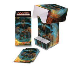 Ultra - Pro - Full View Deck Box with Tray - Eternal Masters