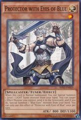 Protector with Eyes of Blue - SHVI-EN019 - Common - Unlimited Edition